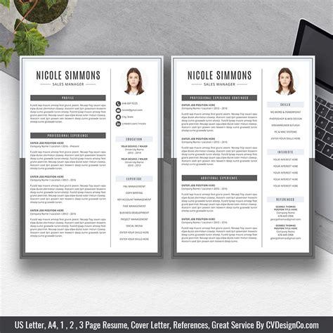 Cv Sles Word by 2019 Best Selling Ms Office Word Resume Cv Bundle The