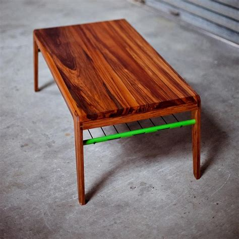 watson coffee table by ian rouse furniture design