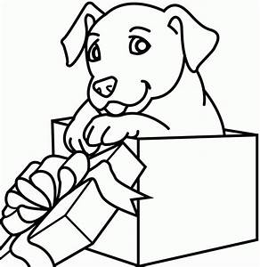 Coloring Pages Of Dogs - Coloring Home