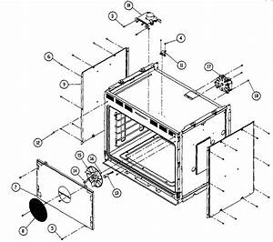 Dacor Wall Oven Parts