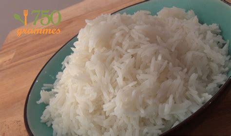 cuisiner le riz basmati comment cuire le riz basmati vidéo