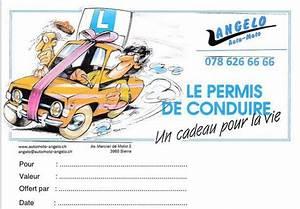 Cadeau Permis De Conduire : bon cadeau angelo auto moto ~ Medecine-chirurgie-esthetiques.com Avis de Voitures