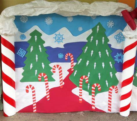 christmas school decorations school pinterest