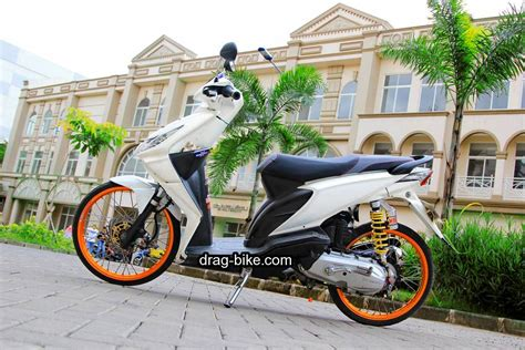Beat Modif Standar by 50 Foto Gambar Modifikasi Beat Kontes Racing Jari
