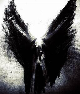 STEPHEX: Black Shadowed Wings   Poem
