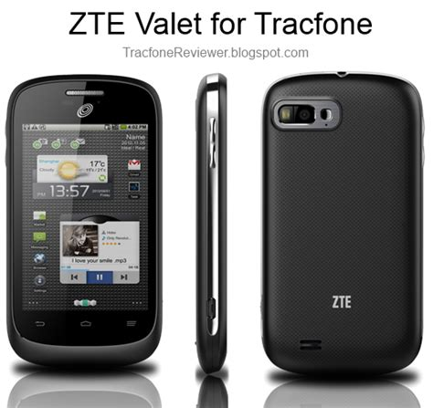 android tracfone tracfonereviewer tracfone zte valet and samsung galaxy