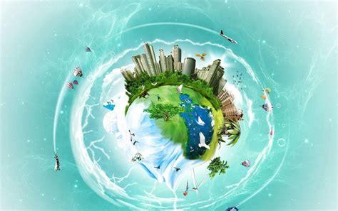 Creative Earth Wallpapers  Creative Earth Stock Photos