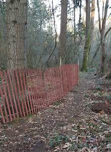 Friends Of Lincoln Park  What U2019s With The Snow Fence In The