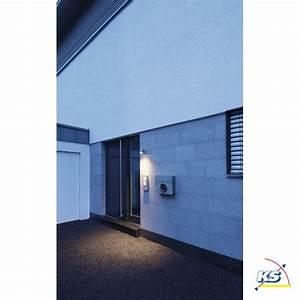 Außenleuchte Wand Led : led au enleuchte myraled wall wand deckenleuchte 5w 3000k ip55 silbergrau ks licht ~ Whattoseeinmadrid.com Haus und Dekorationen