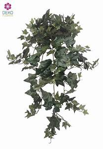 Pflanze Mit Großen Blättern : k nstliche efeu ranke mit gro en bl ttern ca 100cm ~ Michelbontemps.com Haus und Dekorationen