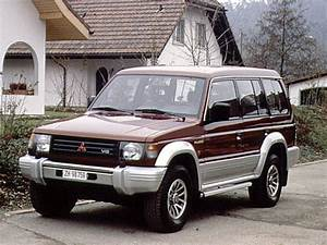 Mitsubishi Pajero Long Body 2 5 Td Gl  Manual  1996