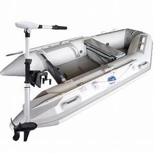 Bateau Moteur Electrique : annexe bateau pneumatique 270c moteur lectrique protruar 2 cv 101lbs ~ Medecine-chirurgie-esthetiques.com Avis de Voitures