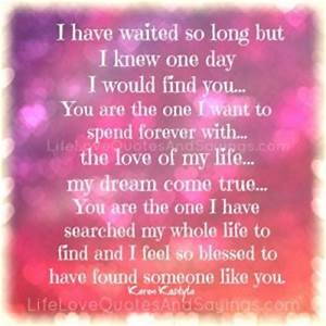 I Want You In My Life Forever Quotes Ialoveniinfo