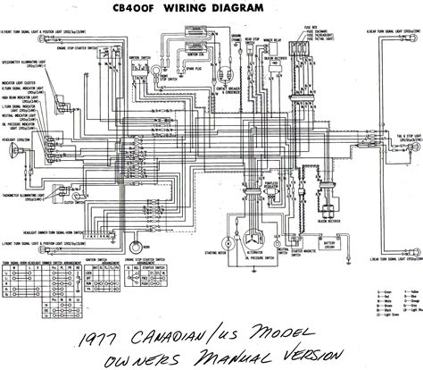 cb400 wiring diagram wellread me