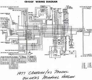 Cb400 Wiring Diagram  U2013 Volovets Info