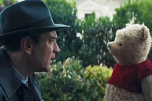 Disney's Christopher Robin trailer: Winnie the Pooh visits ...