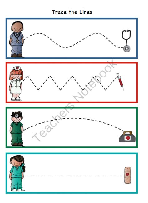 preschool printables doctor printable classroom ideas 128   dfdeb1747479677a90768731840f05f1