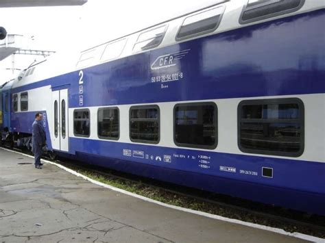 romanian state owned passenger trains register total
