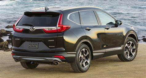 Cr V 2017 by 2017 Honda Cr V A 7 Seater Version For Australia