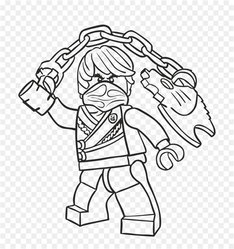 lego ninjago coloring pages drawing coloring book cole