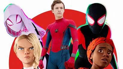 Spider Spiderman Sony Future Web Amy Vanity