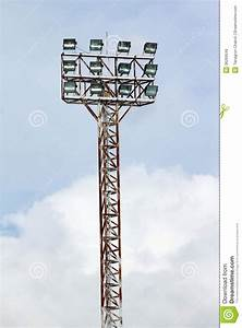 Stadium lights royalty free stock images image