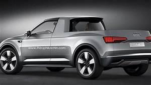 Pick Up Audi : audi pick up konsepti ger ek olacak m ~ Melissatoandfro.com Idées de Décoration