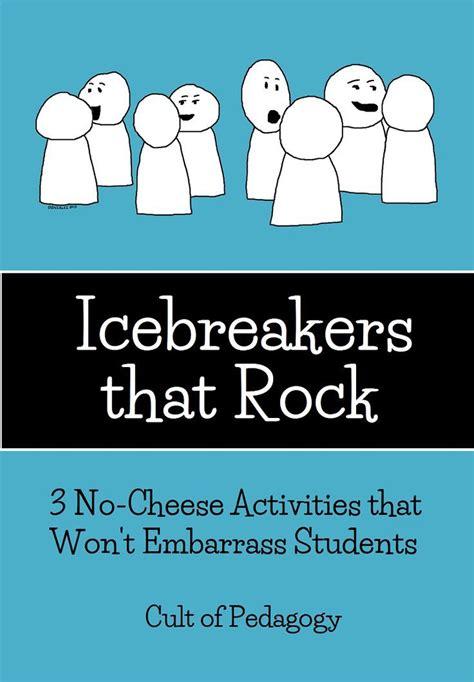 icebreakers  meetings ideas  pinterest
