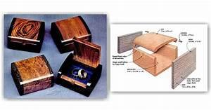 Bandsaw Wedding Ring Box Plans • WoodArchivist