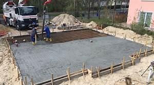 Bodenplatte Betonieren Kosten : aufbau bodenplatte neubau abdichtung bodenplatte ohne keller aufbau und verlegen des ~ Whattoseeinmadrid.com Haus und Dekorationen