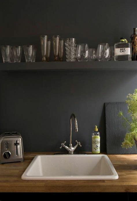 Wand Spritzschutz Für Küche by K 252 Chenwandgestaltung Kreative Wandfarben Und Muster F 252 R