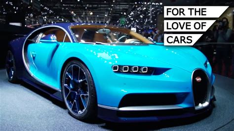 Enjoy!keep up to date with all th. Bugatti Chiron: The Fastest Production Car In The World ...