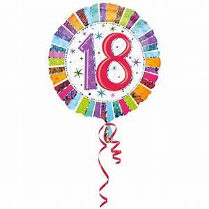 Deco Table 18 Ans : ballon helium 18 ans ballon deco anniversaire 18 ans ~ Dallasstarsshop.com Idées de Décoration