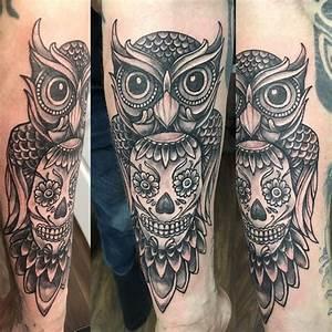Tatouage Chouette Signification : signification chouette tatouage cochese tattoo ~ Melissatoandfro.com Idées de Décoration