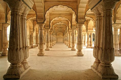 interesting facts  amber fort jaipur