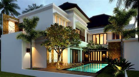 mr faisal villa bali house 2 floors design