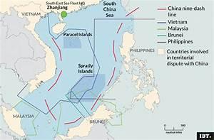 South China Sea: China 'fabricated' article about Singapore