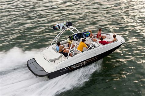 Bayliner 215 Deck Boat by Deck Boat Series Bayliner Boats