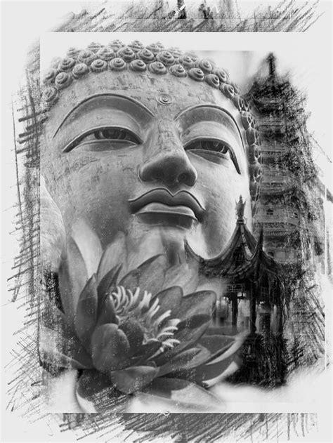 #buddha #lotus #pagoda #tattoodesign (With images
