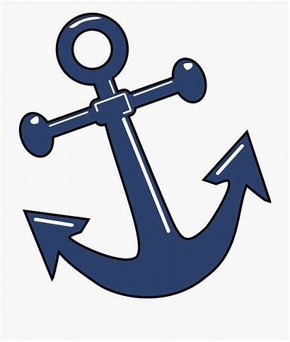 Anchor Clip Clipart Hope Transparent Sea Cartoon