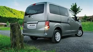 Dimension Nissan Nv200  Nissan Nv200 Combi Interior