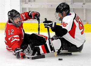 Is it sledge hockey or para ice hockey? Depends on who you ...