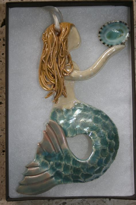 mermaid ornaments best 25 mermaid ornament ideas on seashell ornaments ornaments and