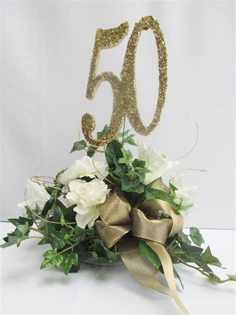 anniversary artificial floral arrangements