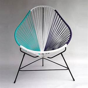 Acapulco Chair Original : 10 striking string chair shapes from inspired designers ~ Michelbontemps.com Haus und Dekorationen