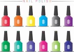 Nail Polish Vectors - Download Free Vector Art, Stock ...