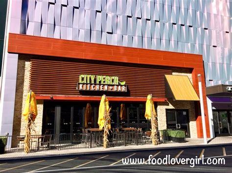 City Perch Kitchen + Bar, Fort Lee  Restaurantanmeldelser