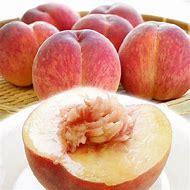 Japanese White Peach