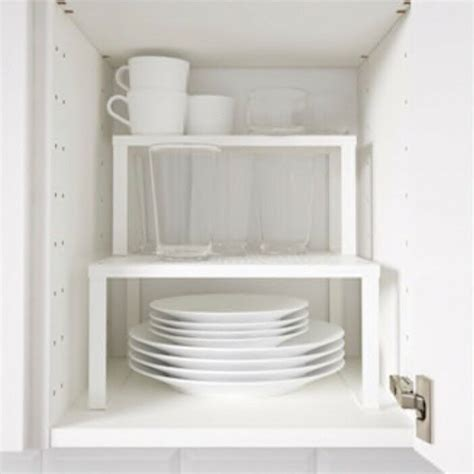 ikea white metal shelves kitchen stand  guildford