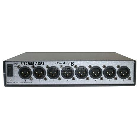 Fischer Amps In Ear Amp 8